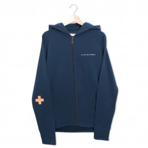 The driftwood tales Blue zipped hoody